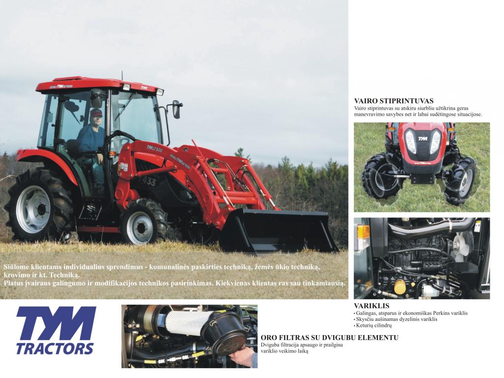 TYM-433-traktorius-SPECIFIKACIJA
