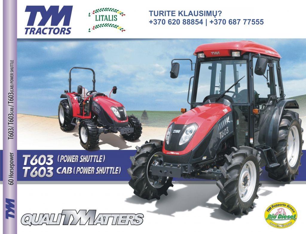 TYM-603-LITALIS