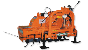 Hidraulinė freza su pastūma 35 - 70 AG traktoriams